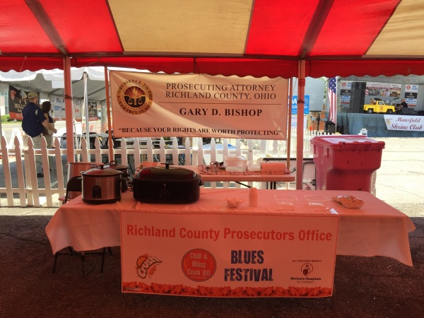 4th Annual Shriner's Chili & Wing Cookoff